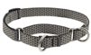 "Lupine ECO 3/4"" Granite 14-20"" Martingale Training Collar"
