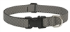 "Lupine ECO 1"" Granite 16-28"" Adjustable Collar for Medium and Larger Dogs"