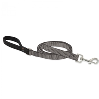 "Lupine ECO 3/4"" Granite 4' Padded Handle Leash"