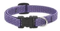 "Lupine ECO 1/2"" Lilac 10-16"" Adjustable Collar"