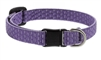 Lupine ECO Lilac Cat Collar with Bell