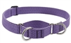"Lupine ECO 1"" Lilac 15-22"" Martingale Training Collar"