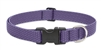"Lupine ECO 1"" Lilac 16-28"" Adjustable Collar"