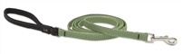 "Lupine ECO 1/2"" Moss 4' Padded Handle Leash"
