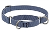 "Lupine ECO 3/4"" Mountain Lake 10-14"" Martingale Training Collar"