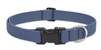 "LupinePetPet ECO 1"" Mountain Lake 12-20"" Adjustable Collar for Medium and Larger Dogs"