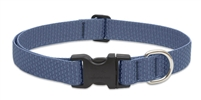 "Lupine ECO 1"" Mountain Lake 12-20"" Adjustable Collar for Medium and Larger Dogs"