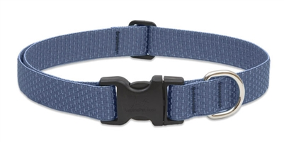 "Lupine ECO 1"" Mountain Lake 16-28"" Adjustable Collar for Medium and Larger Dogs"