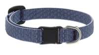 Lupine ECO Mountain Lake Cat Collar with Bell