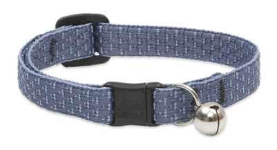 "Lupine ECO 1/2"" Mountain Lake Cat Safety Collar with Bell"