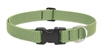 "Lupine ECO 1"" Moss 16-28"" Adjustable Collar for Medium and Larger Dogs"