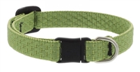 "Lupine ECO 1/2"" Moss Cat Safety Collar"