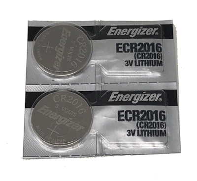 Energizer CR2016 (2) Batteries for SpotLit