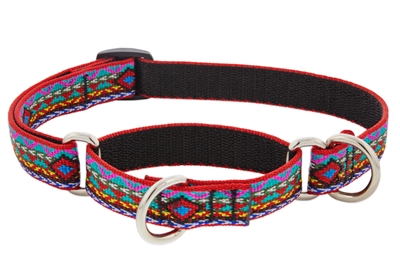 "Lupine 3/4"" El Paso 10-14"" Martingale Training Collar"