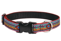 "Lupine 1"" El Paso 12-20"" Adjustable Collar - Large Dog LIMITED EDITION"