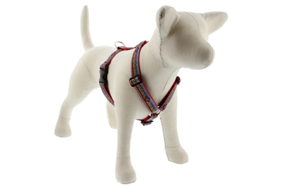 "LupinePet 1"" El Paso 24-38"" Roman Harness"