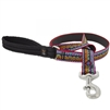 Lupine El Paso 4' Long Padded Handle Leash - Large Dog LIMITED EDITION