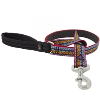 "Lupine 1"" El Paso 4' Long Padded Handle Leash"