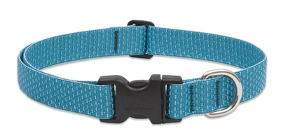 "Lupine ECO 1"" Tropical Sea 16-28"" Adjustable Collar for Medium and Larger Dogs"