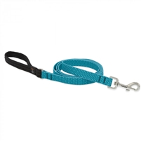 "Lupine ECO 1"" Tropical Sea 4' Padded Handle Leash"