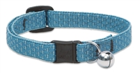 "Lupine ECO 1/2"" Tropical Sea Cat Safety Collar with Bell"