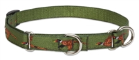 "Lupine Fly Away 10-14"" Combo/Martingale Training Collar - Medium Dog"
