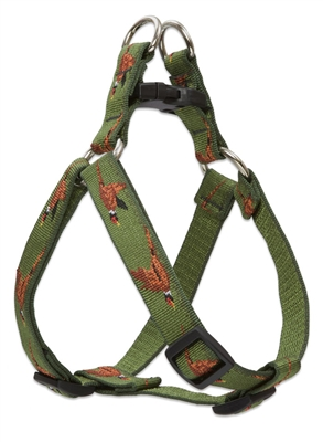 "Retired Lupine Fly Away 15-21"" Step-in Harness - Medium Dog"