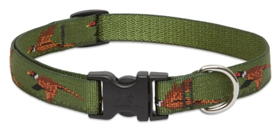 "Retired Lupine 3/4"" Fly Away 15-25"" Adjustable Collar - Medium Dog"