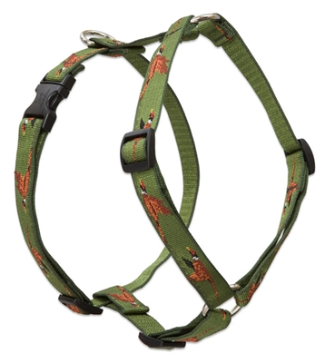 "Retired LupinePet Fly Away 20-32"" Roman Harness - Medium Dog"