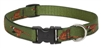 "Retired Lupine Fly Away 9-14"" Adjustable Collar - Medium Dog"