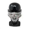 Farm Animals - Chicken & Stars Pleated Style Face Mask