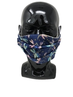 Dragonflies Pleated Style Face Mask