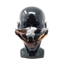 Farm Animals - Roosters/Chickens and Sunflowers  - Pleated Style Face Mask
