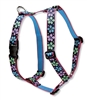 "Lupine 1"" Flower Power 24-38"" Roman Harness"