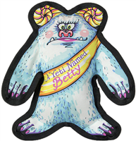 FUZZU Wild Woodies A Yeti Named Betty - Dog Toy