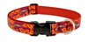 "Lupine Originals 1"" Go Go Gecko 16-28"" Adjustable Collar for Medium and Larger Dogs"