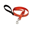 "Lupine 3/4"" Go Go Gecko 6' Padded Handle Leash"