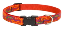 "Lupine 3/4"" Go Go Gecko 9-14"" Adjustable Collar"
