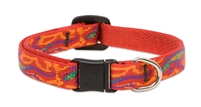 Lupine Go Go Gecko Cat Safety Collar