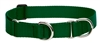 "Lupine 1"" Green 19-27"" Martingale Training Collar"