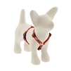 "Lupine 1/2"" Christmas Cheer 12-20"" Roman Harness - Small Dog"
