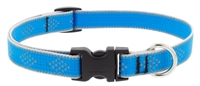 "Lupine High Lights 3/4"" Blue Diamond 13-22"" Adjustable Collar"