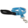 "Lupine High Lights 1"" Blue Diamond 6' Padded Handle Leash"