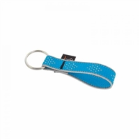 "Lupine High Lights 3/4"" Blue Diamond Keychain"