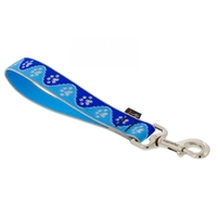 "Lupine High Lights 1"" Blue Paws Training Tab"