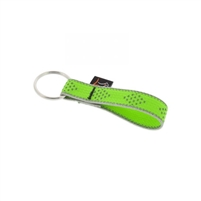 "Lupine High Lights 3/4"" Green Diamond Keychain"