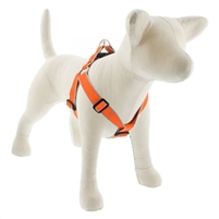 "Lupine High Lights 1"" Orange Diamond 19-28"" Step-in Harness"