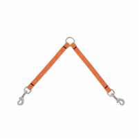"Lupine High Lights 1/2"" Orange Diamond 18"" Coupler"