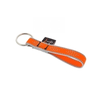"Lupine High Lights 1/2"" Orange Diamond Keychain"