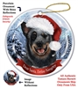 Australian Cattle Dog Holiday Ornament - Made in the USA